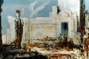 Gustave Moreau: Helene by Gustave Moreau