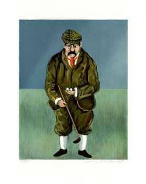 Scotland`s John Ball by Guy Buffet