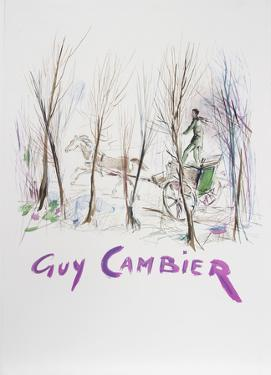Through the Woods by Guy Cambier