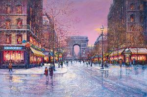 Arc de Triomphe by Guy Dessapt