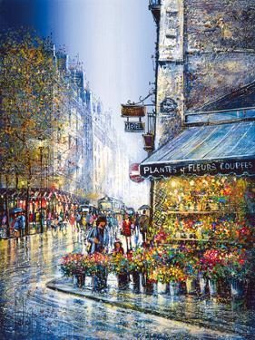 Rue du Bac by Guy Dessapt