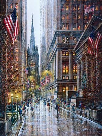 Wall Street by Guy Dessapt