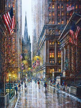 Wall Street by Guy Dessapt