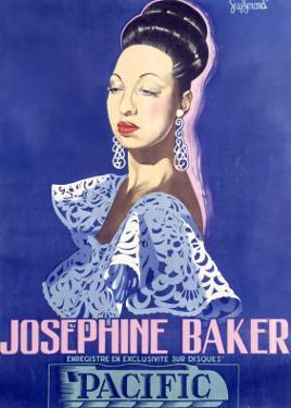 Josephine Baker, Pacific by Guy-Gerard Noel