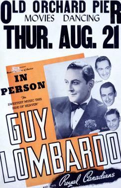Guy Lombardo and His Jazz Band