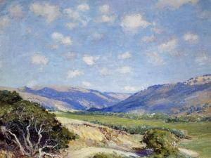 Carmel Valley by Guy Rose