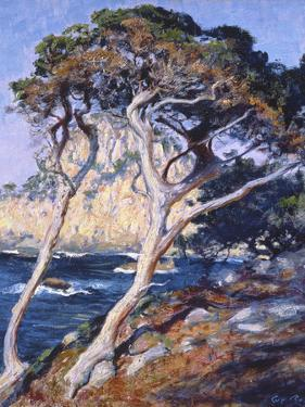Point Lobos by Guy Rose