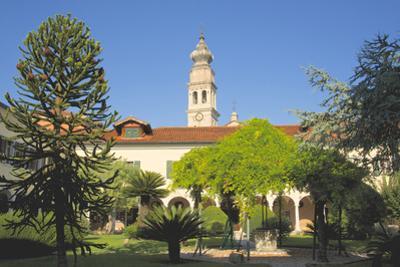 Armenian Monastery, San Lazzaro Degli Armeni, and Gardens, Venice, Veneto, Italy