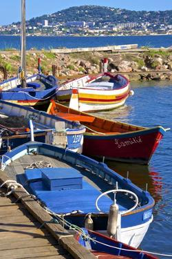Old Fishing Boats by Guy Thouvenin