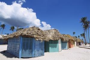 Saona Island, Dominican Republic, Caribbean by Guy Thouvenin