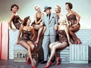 GUYS AND DOLLS by Joseph Mankiewicz