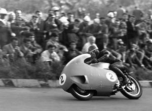 Guzzi GP Motorcycle