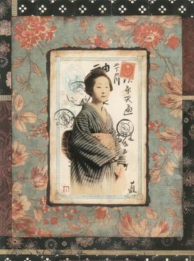 Lettre Japonaise by Gwenaelle Trolez