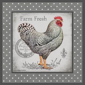 Farm Fresh Eggs I by Gwendolyn Babbitt