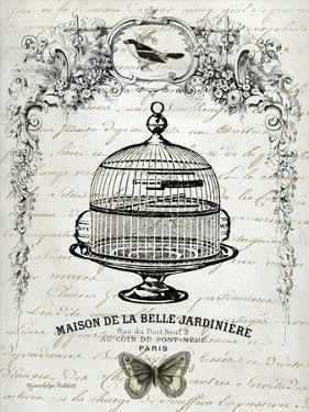 French Birdcage I by Gwendolyn Babbitt