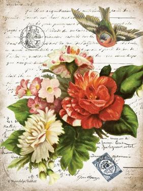 French Botanical I by Gwendolyn Babbitt