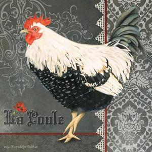 French Rooster II by Gwendolyn Babbitt