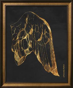 Gold Wing II by Gwendolyn Babbitt