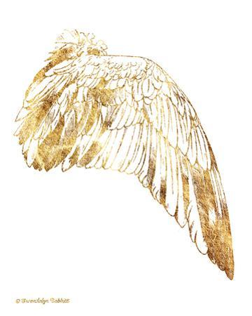 Gold Wing IV by Gwendolyn Babbitt