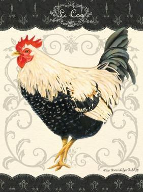 Le Coq II by Gwendolyn Babbitt