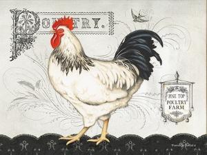 Poultry Farm I by Gwendolyn Babbitt