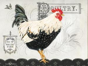 Poultry Farm II by Gwendolyn Babbitt