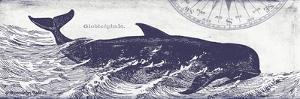 Whale on Cream I by Gwendolyn Babbitt