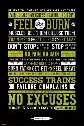 Affordable Fitness Posters For Sale At Allposterscom