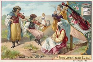 Gypsy Fiddlers