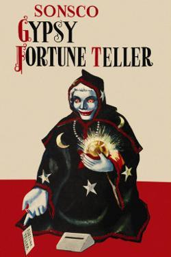 Gypsy Fortune Teller Bank