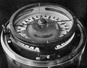 Gyrostatic Compass, 1912