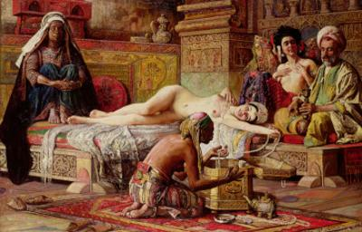 The Favourite of the Harem