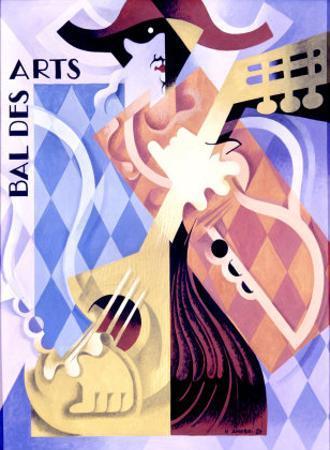 Bal des Arts by H. Amoro