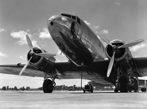 1940s Passenger Airplane by H^ Armstrong Roberts