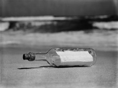 Message in a Bottle by H. Armstrong Roberts