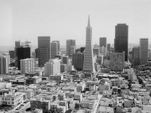 San Francisco Skyline by H. Armstrong Roberts