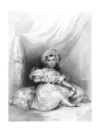 The Princess Royal, Eldest Daughter of Queen Victoria