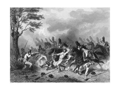 Cavalry Charge, Marengo