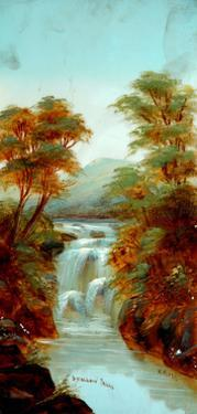 Swallow Falls by H. Boyde