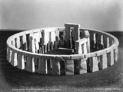 Stonehenge Reconstructed