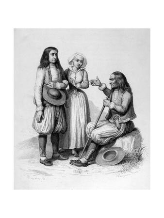 Breton Storyteller