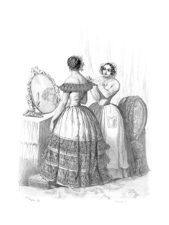 French Lady's Maid
