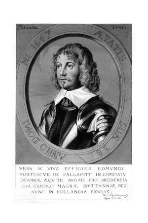 Sir Edmund Fortescue
