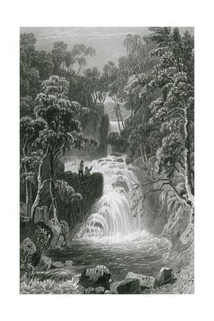 Rydal Falls, Lake District