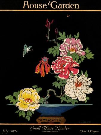 House & Garden Cover - July 1921