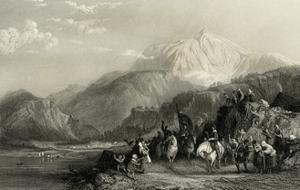 45 Rebellion, Loch Eil by H. Griffiths