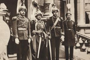 H.H the Maharaja Bhim Shum Shere Jung Bahadur Rana, 1937