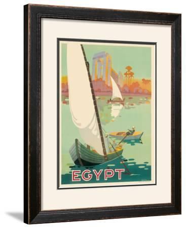 Egyptian State Tourist Department by H. Hashim