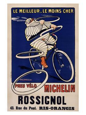 Michelin by H^ L^ Roowy