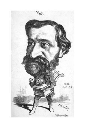 Verdi Cartoon Mailly